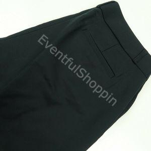 Banana Republic Martin Stretch Black Pants Size 8